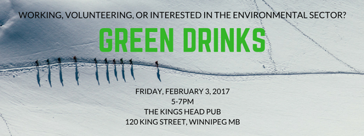 Green Drinks - February