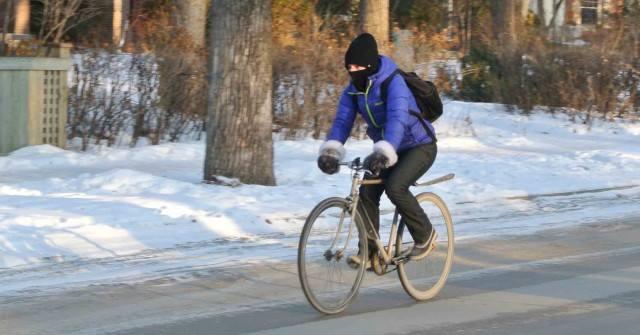 Winter Cycling Network Workshop & Presentation